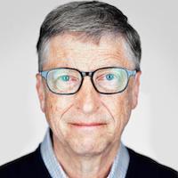 Bill Gates, creador de Microsoft