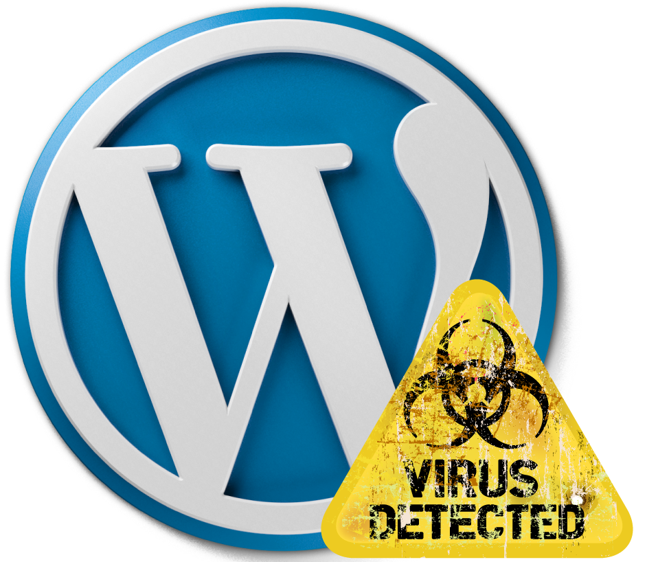 Virus en WordPress