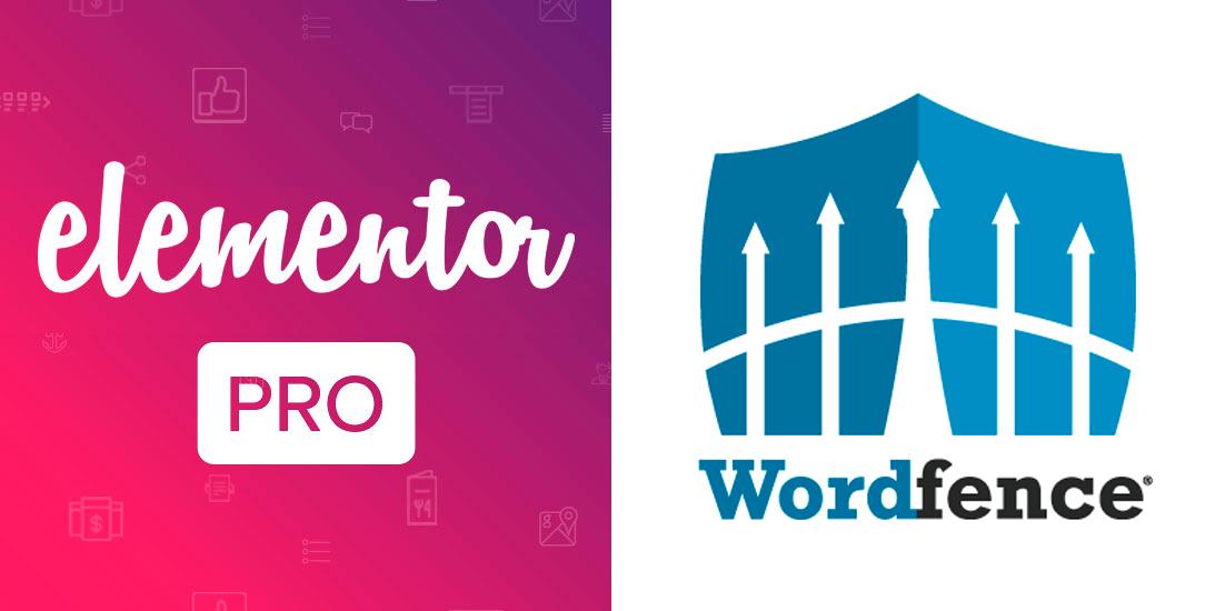 Problemas con Elementor Pro y Wordfence